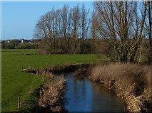 SP5397 : The River Soar at Langham Bridge by Mat Fascione