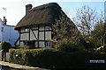 TQ1711 : Saxon Cottage, Church Street, Steyning by Christopher Hilton
