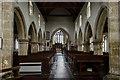 TQ7927 : Interior, St Nicholas' church, Sandhurst by Julian P Guffogg