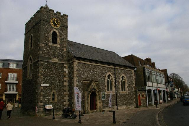 Chichester: St Pancras