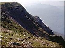 NH0068 : Western slopes of Slioch by Alan Reid