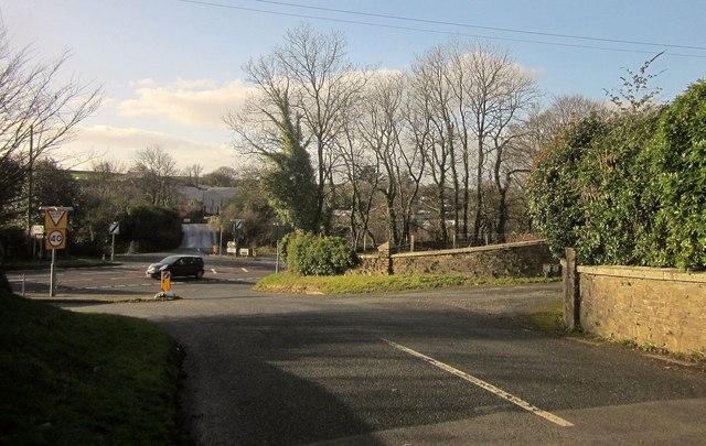 Junction at Doublebois