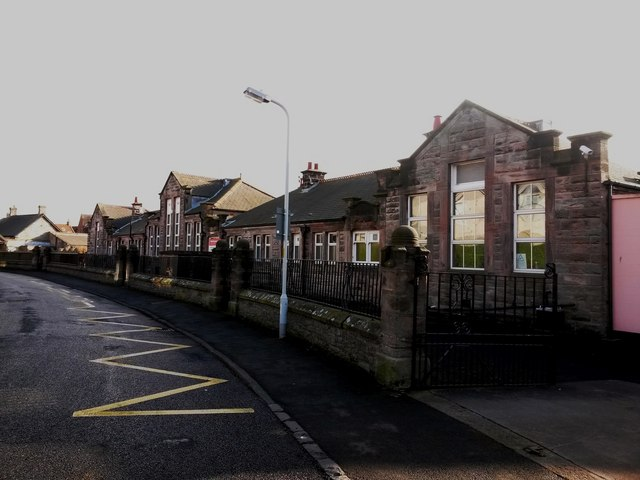 Tweedmouth West First School