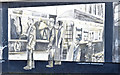 J3373 : Tram workers mural, Belfast (February 2015) by Albert Bridge