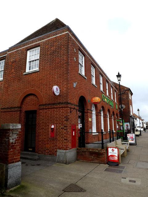 Aldeburgh Post Office