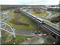 TQ2741 : Monorail, Gatwick Airport by Malc McDonald