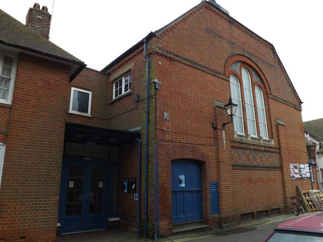 Aldeburgh Jubilee Hall