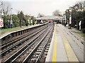 TQ1976 : Kew Gardens railway and Underground station, Greater London by Nigel Thompson
