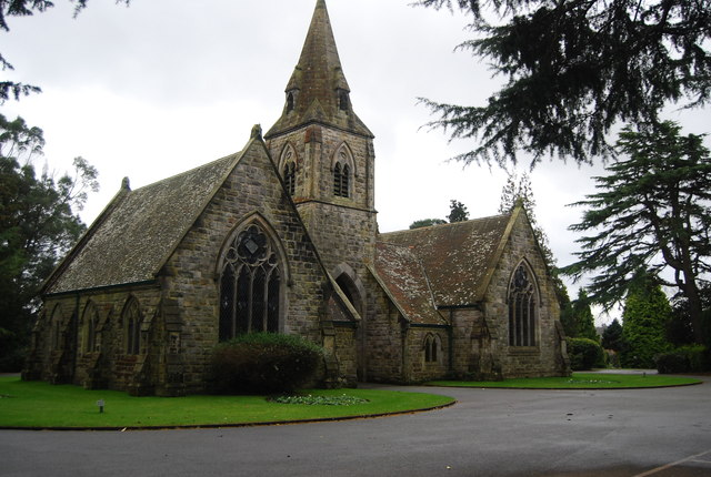 Chapel, Kent and Sussex Cemetery