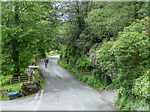 NY4002 : Road Junction, Troutbeck, Cumbria by Christine Matthews