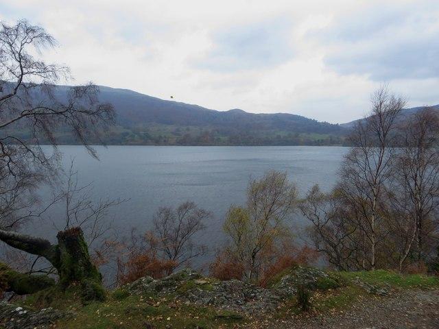 View over Ullswater