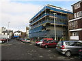 TQ1867 : New buildings off King Charles' Road by Hugh Venables