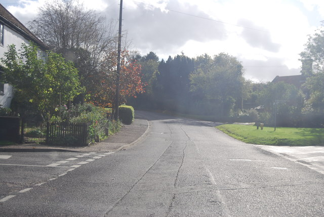 Stock's Hill, Church Hill junction