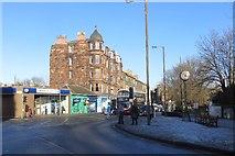 NT2470 : Morningside Station by Richard Webb