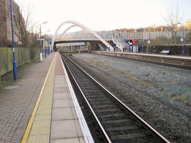 Wembley Stadium railway station, Greater London