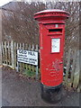 TQ2859 : Coulsdon: postbox № CR5 429, Chipstead Valley Road by Chris Downer