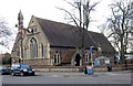 TL2324 : Holy Trinity Church, Stevenage Old Town by Julian Osley