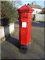 TQ4973 : Bexley: postbox № DA5 67, Parkhill Road by Chris Downer
