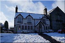 SK1971 : The Crispin public house, Great Longstone by Ian S