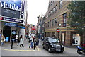 TQ3081 : Mercer Street, Seven Dials by N Chadwick