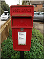 TM4759 : Post Office Postbox by Adrian Cable