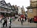 SJ4066 : St Werburgh Street corner by Gerald England