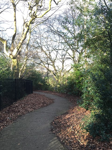 Newcastle-under-Lyme Parkway
