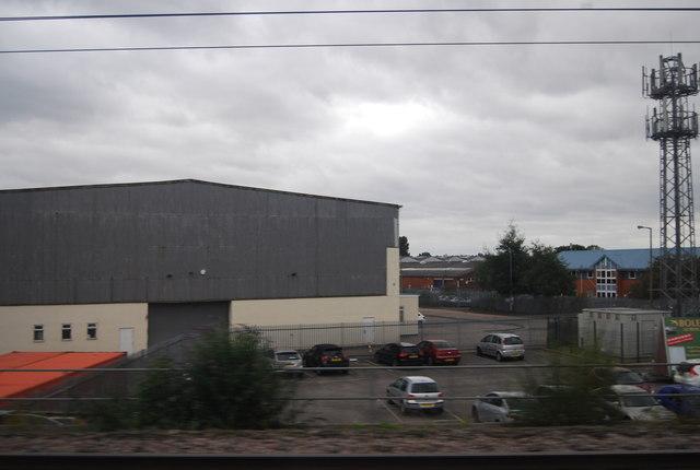 Industrial Estate, Tamworth