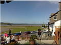 SD4578 : Arnside: view from The Albion's beer garden by Jonathan Hutchins