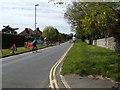 TV4899 : Southwest on Belgrave Road, Seaford by Robin Stott