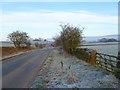 NY5436 : A road, Great Salkeld by Andrew Smith