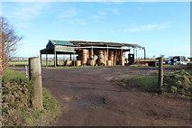 NX1057 : Mahaar Farm by Billy McCrorie