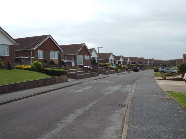 Southwest on Victor Close, Seaford