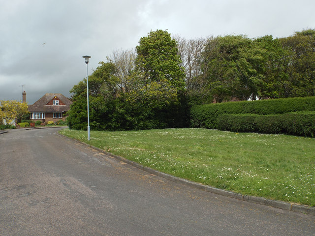 South side of Firle Close, Seaford