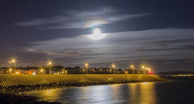 The Eisenhower Pier, Bangor