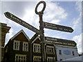 SU1429 : Salisbury all over the world by Neil Owen