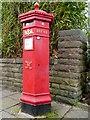 SD7916 : Penfold Post Box on Bridge Street by David Dixon