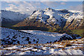 NY3005 : Great Langdale from below Lingmoor Tarn by Ian Taylor