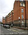 TQ3278 : Peabody Trust flats, Walworth, Content Street frontage by Robin Stott