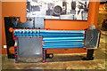 SU6252 : Milestones Museum - sectioned boiler by Chris Allen