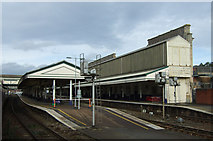 SX9193 : Exeter St David's Railway Station by JThomas