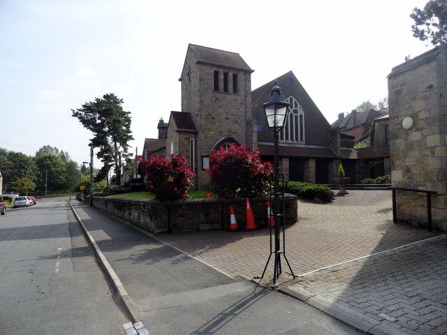 All Saints R C Church, Lanchester