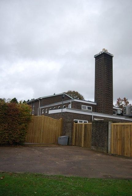 Crematorium, Kent and Sussex Cemetery and Crematorium