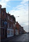 SK7953 : Portland Street, Newark, Notts. by David Hallam-Jones