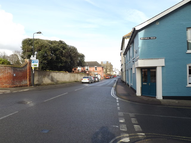 Wentworth Road, Aldeburgh