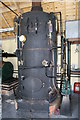 ST6416 : Sherborne Steam & Waterwheel Museum by Chris Allen