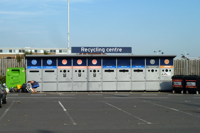 Recycling Centre, SE14