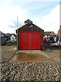 TM4656 : Aldeburgh Lifeboat Station by Adrian Cable