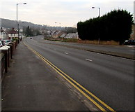 ST3090 : Quiet Malpas Road, Newport by Jaggery