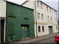 SO0002 : Green electricity substation, Merchant Street, Aberdare by Jaggery